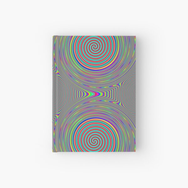 #Games of #multicolored #spirals on the #plane Hardcover Journal