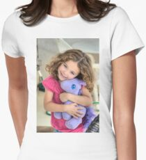 Eva and Uni Women's Fitted T-Shirt