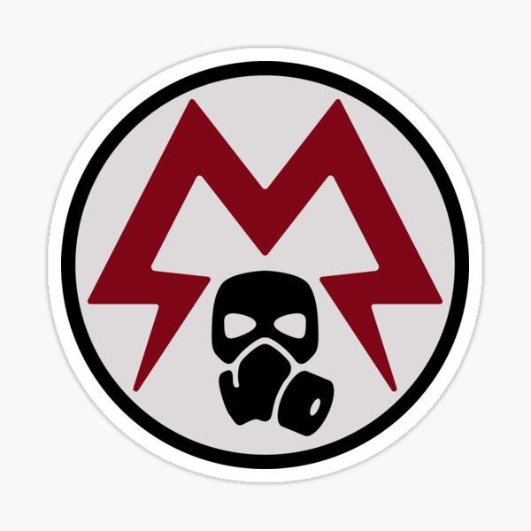 Metro Spartan Rangers Sticker