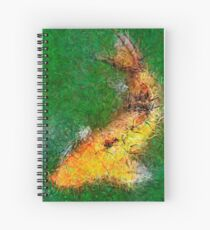 Dendrification 11 Spiral Notebook
