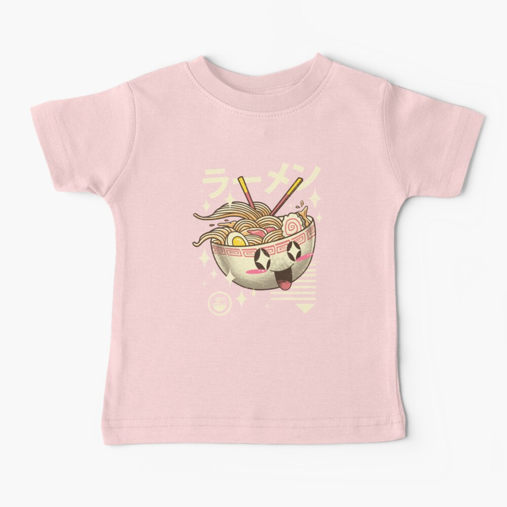 Kawaii Ramen Baby T-Shirt