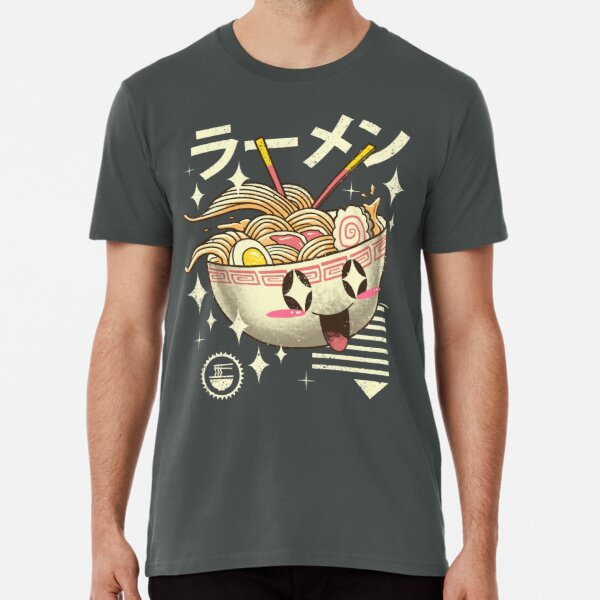Kawaii Ramen Premium T-Shirt