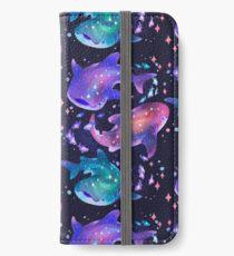 Cosmic Whale Shark iPhone Wallet/Case/Skin