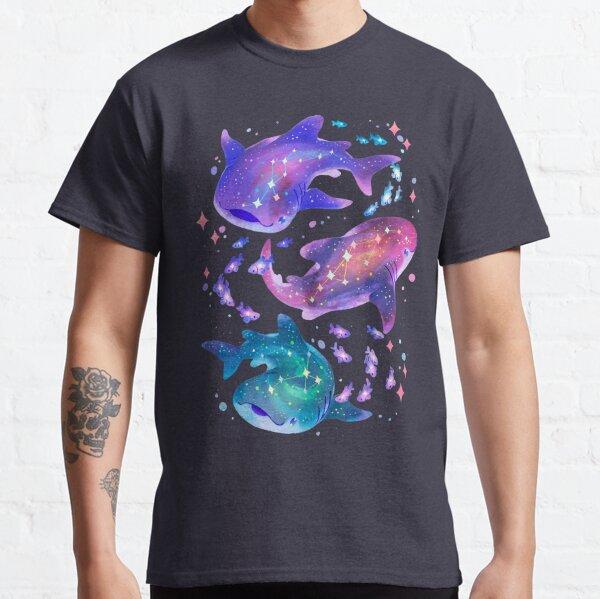 Cosmic Whale Shark Classic T-Shirt