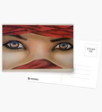 Eyes for you Postcards