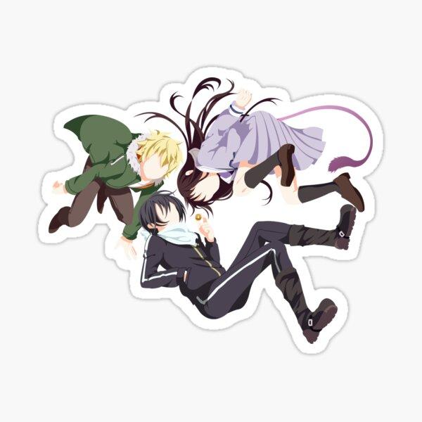 Noragami Minimalist Design Sticker