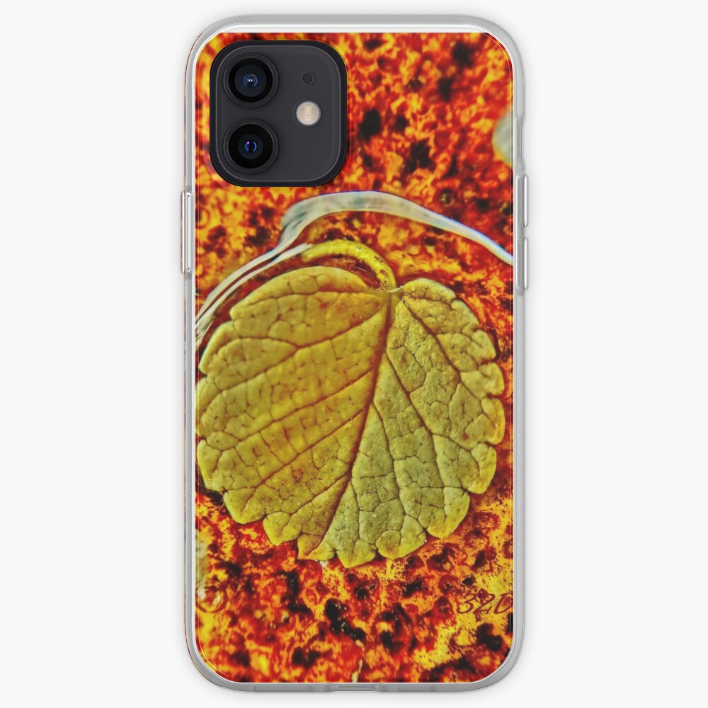 Floating Leaf iPhone Case & Cover