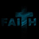 Faith | Space with Nebula Theme von PraiseQuotes