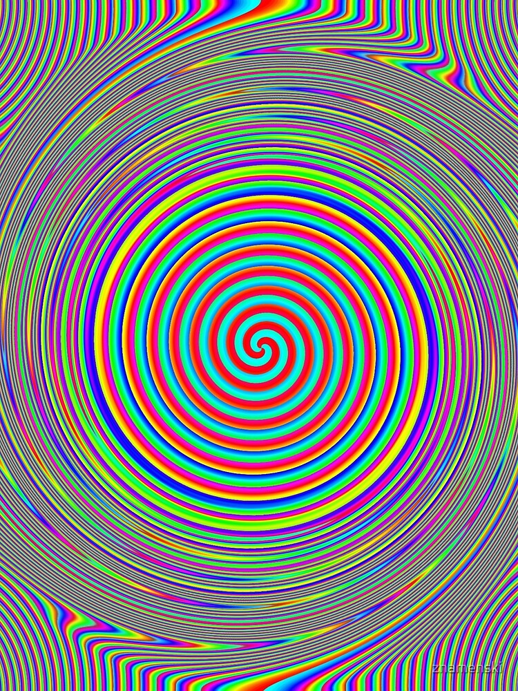 #Games of #multicolored #spirals on the #plane by znamenski