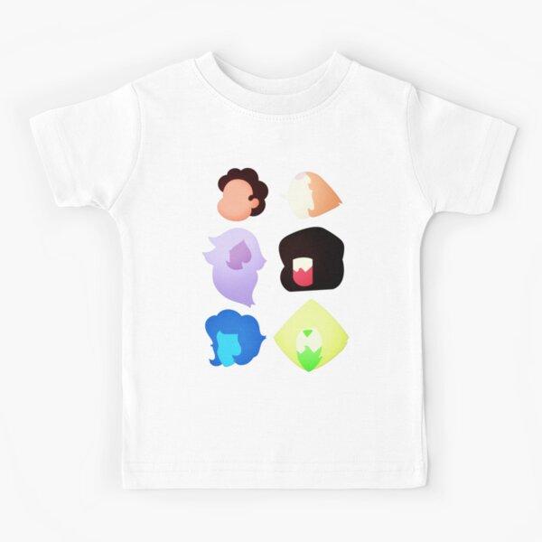 Steven Universe Heads Kids T-Shirt