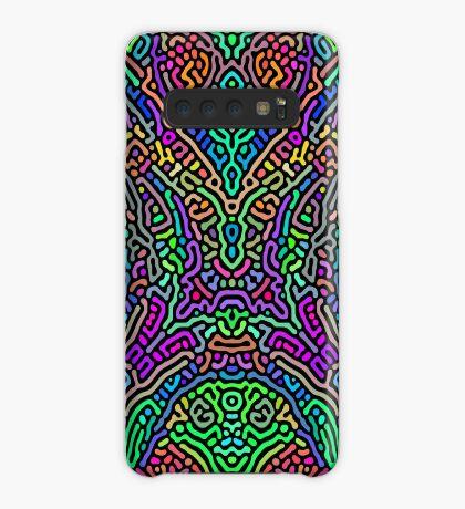Freaky Stencil Case/Skin for Samsung Galaxy