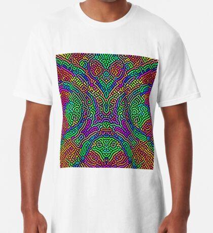 Freaky Stencil Long T-Shirt