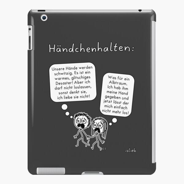 Haendchenhalten iPad – Leichte Hülle