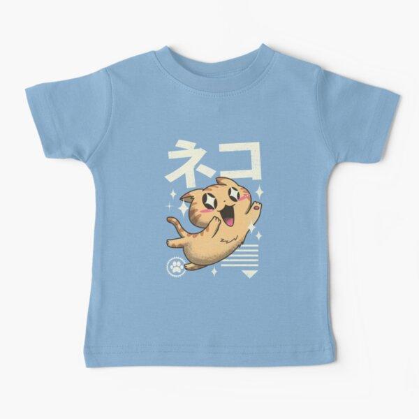 Kawaii Feline Baby T-Shirt