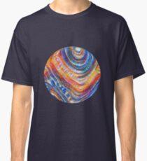 #Deepdreamed planet Classic T-Shirt