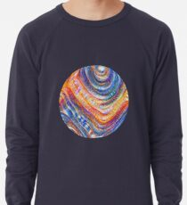 #Deepdreamed planet Lightweight Sweatshirt