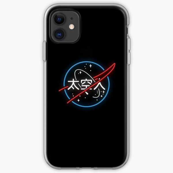 Nasa Japanese Aesthetic iPhone Cases & Covers iPhone Soft Case