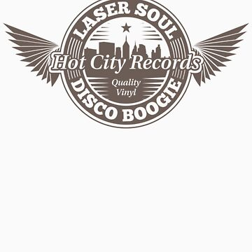 Hot City Records by pixelounge