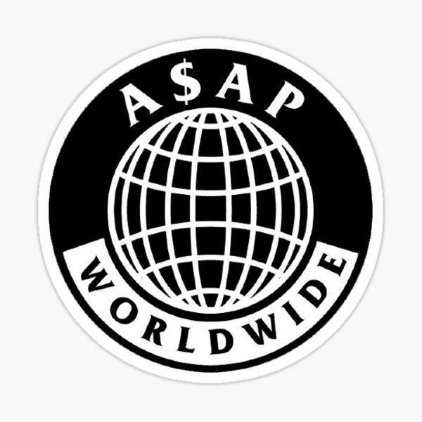 Asap Mob Sticker
