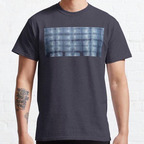 SKU546 Shibori Style - Blue Denim 2 Classic T-Shirt