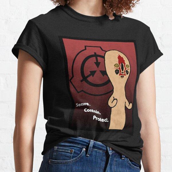 Scp 173 Shirt