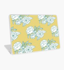 Vector other flowers seamless decorative pattern Laptop Skin