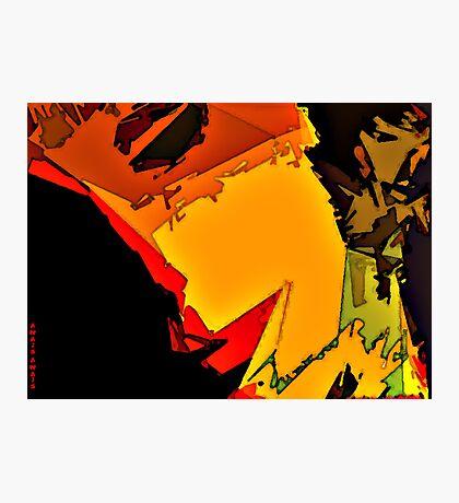 SelfPortrait... Loving you Photographic Print
