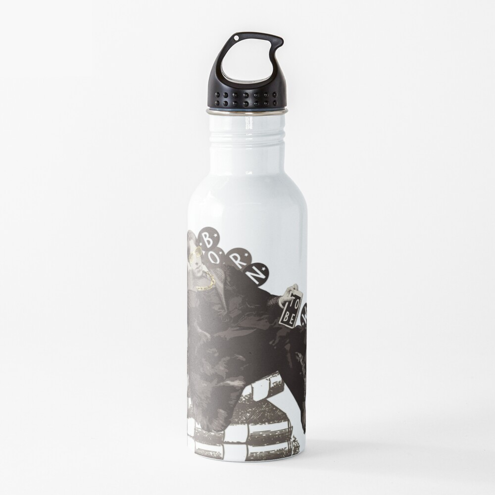 BORN TO BE WILD Water Bottle