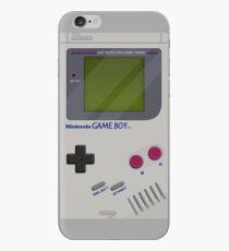 Vinilo o funda para iPhone Gameboy clásico