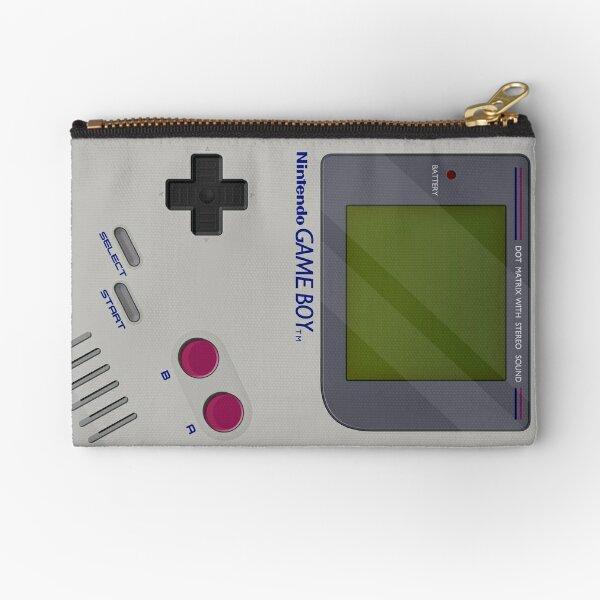 Classic Gameboy Zipper Pouch