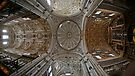 Looking UP at the Mezquita Cathedral Ceiling by fototakerTony