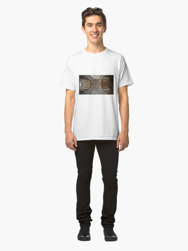 Alternate view of Looking UP at the Mezquita Cathedral Ceiling Classic T-Shirt