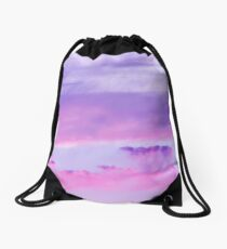The canvas Mother Nature paints upon... Drawstring Bag
