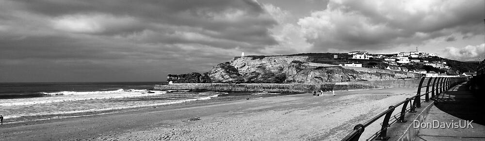 Portreath Beach. Cornwall. UK. by DonDavisUK