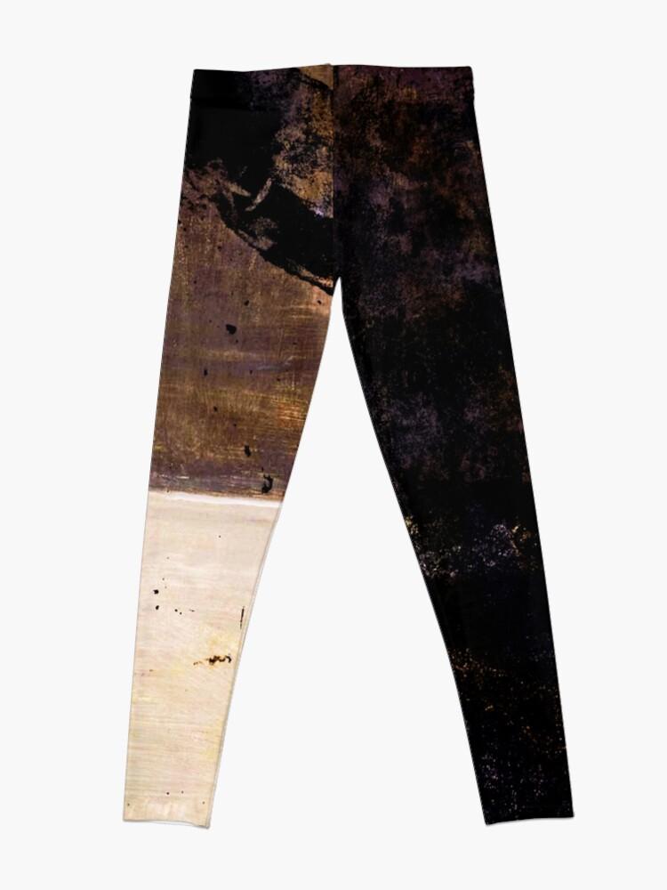 Alternate view of Art Scratches Leggings