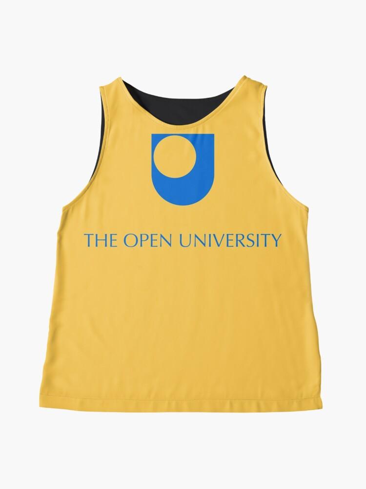 Alternate view of NDVH The Open University Sleeveless Top