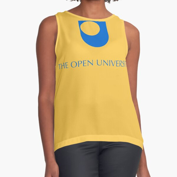 NDVH The Open University Sleeveless Top