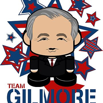 Team Gilmore Politico'bot Toy Robot by carbonfibreme