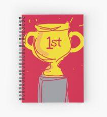 Trophy Spiral Notebook