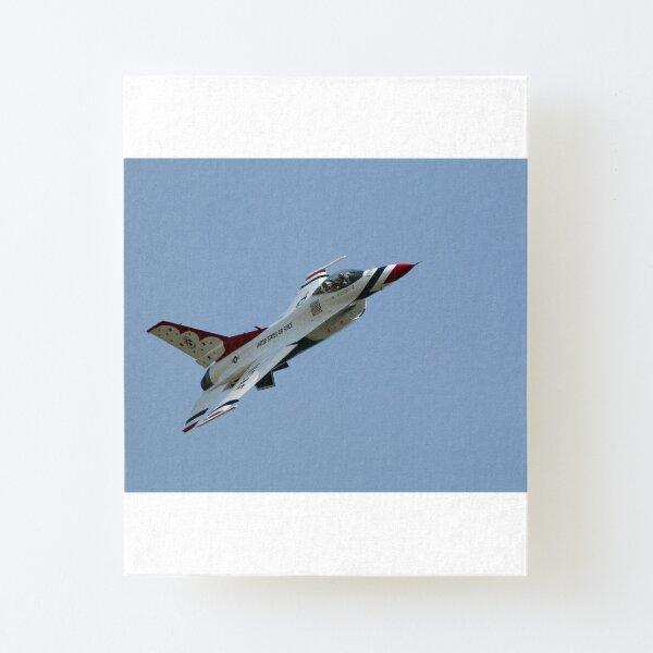 Inbound Canvas Mounted Print