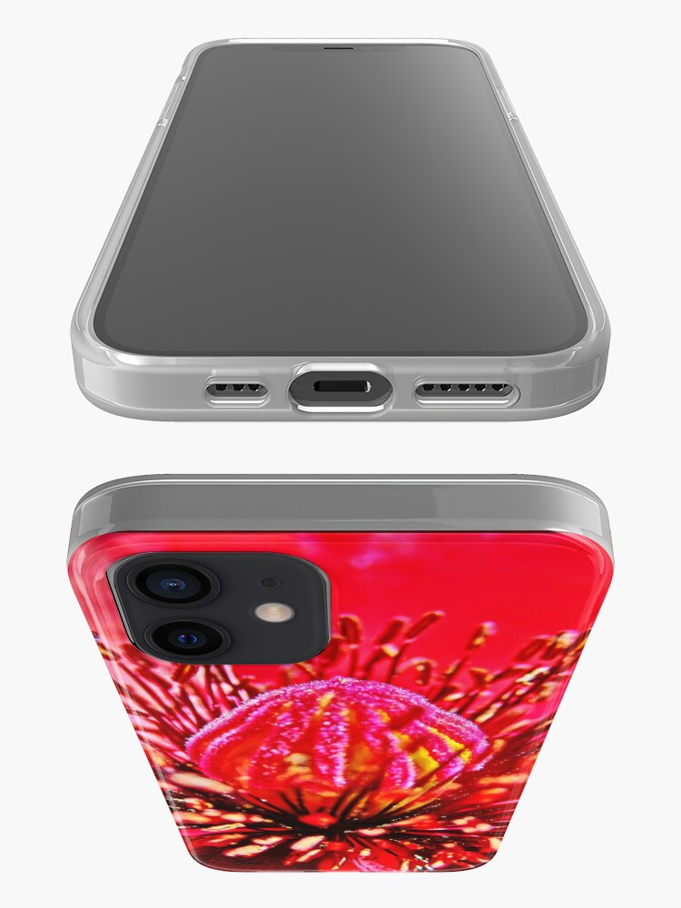 Alternate view of Poppy Dome iPhone Case & Cover