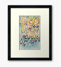 Internal Presence Framed Print