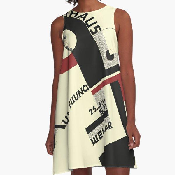 Bauhaus design A-Line Dress
