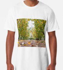 Fall in winter Long T-Shirt