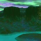 Jamies Greens by Sazzart