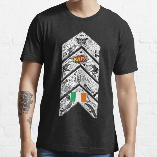 One Direction Inspired* Chevron Tattoo Essential T-Shirt