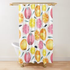 Fruit Salad 07 Shower Curtain