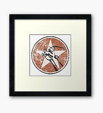Fury of the Geeks Framed Print
