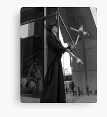 Street Juggler Canvas Print