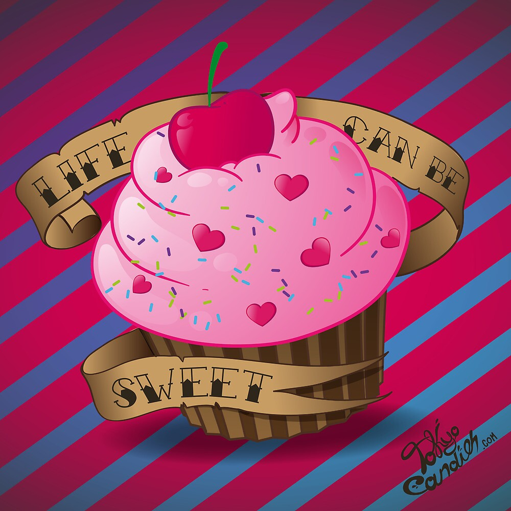 Life can be sweet by TokyoCandies